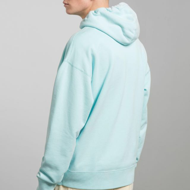 439412b0bad Golf Le Fluer x Converse Hoodie in Mint Blue (Size XS)