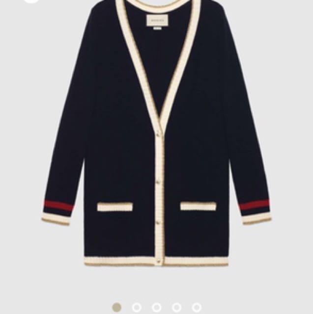 Gucci 針織毛衣(2018)
