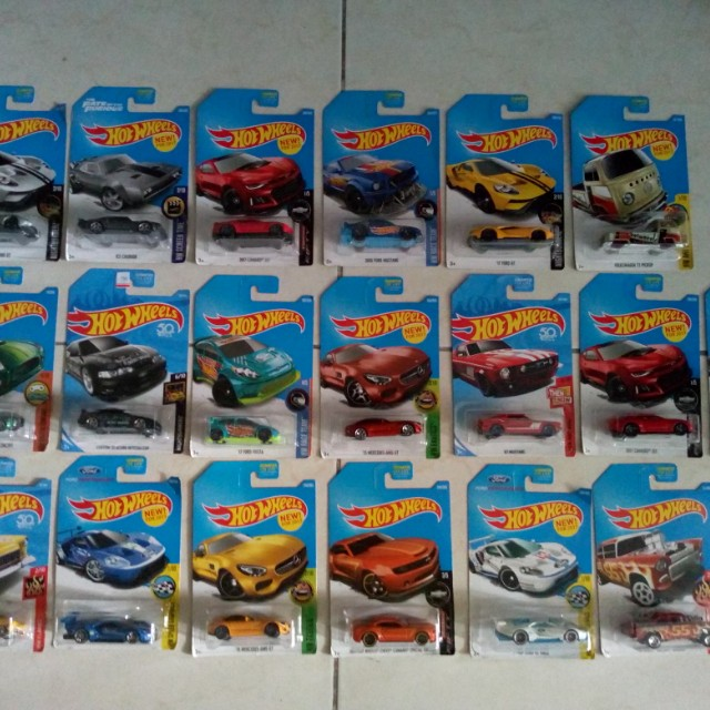 Hot Wheels Buy One Take One