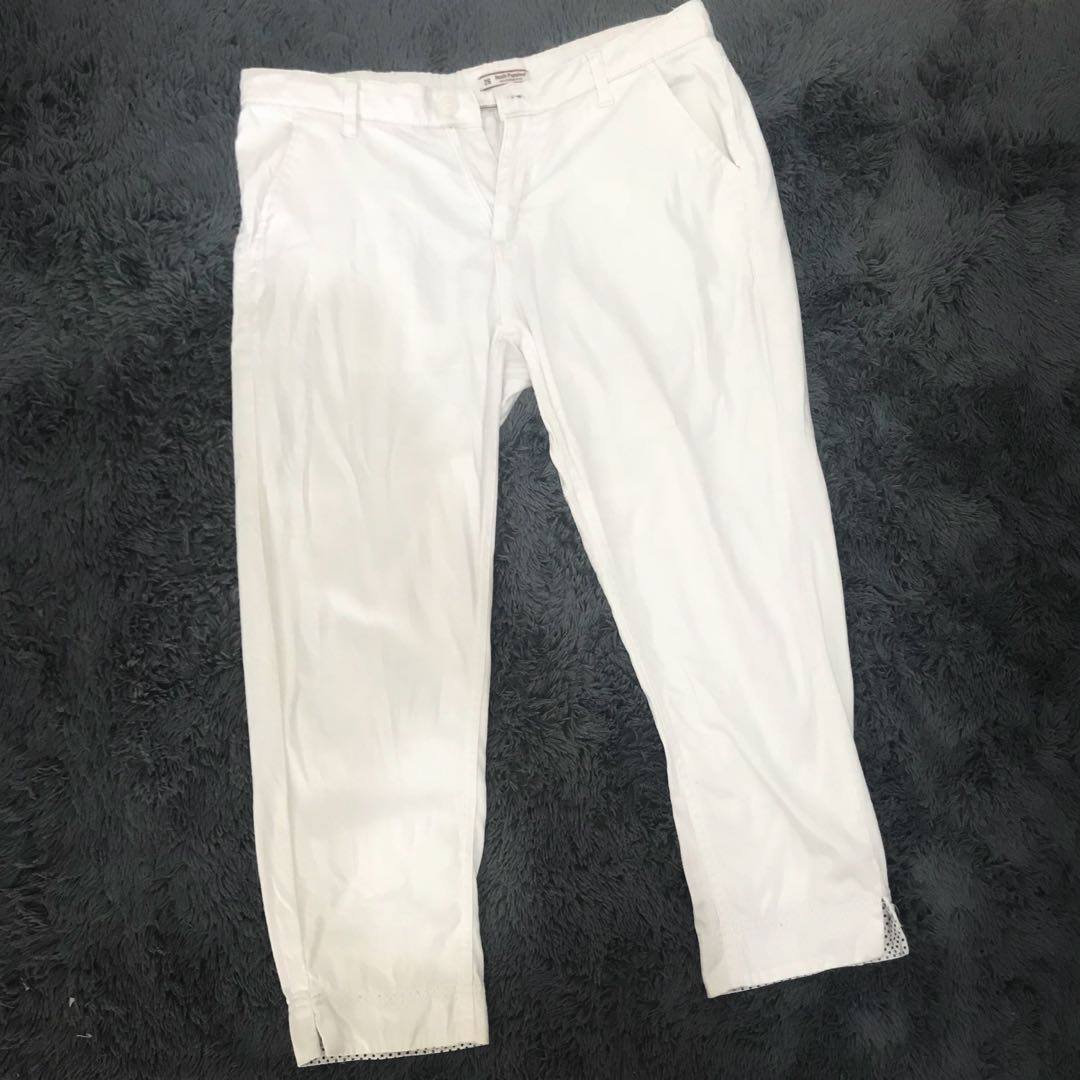 Hush Puppies White Pants