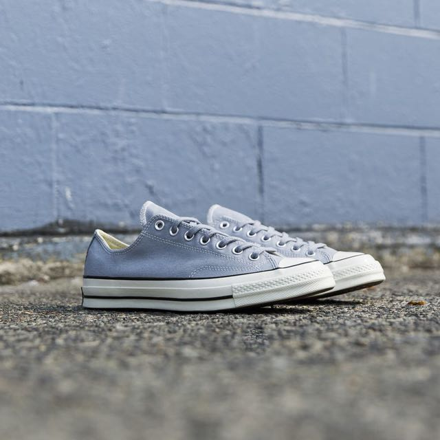 3276f8d938b3fe Instock  Converse 1970 Chuck Taylor All Star Low Baby Blue Slate ...