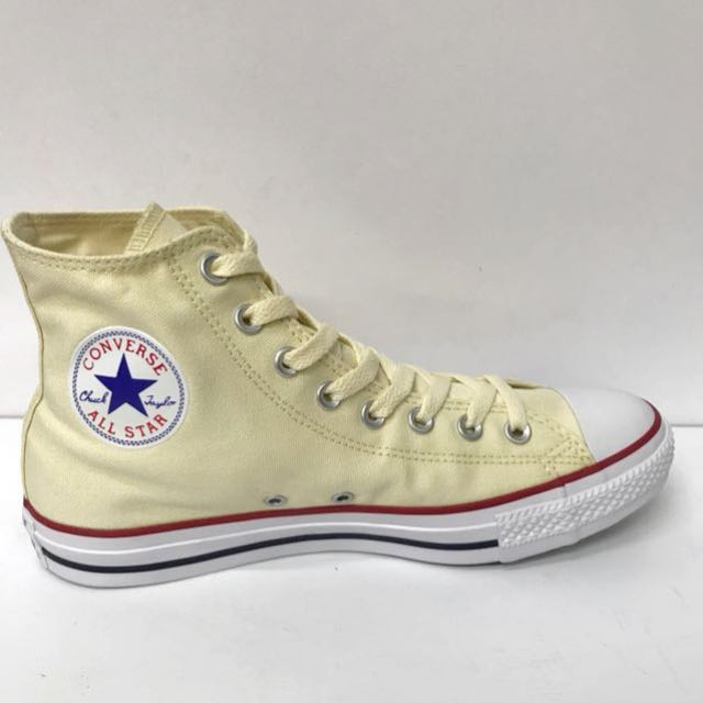 c90f61ee3f4 INSTOCK  CONVERSE CT AS HI NATURAL WHITE CANVAS