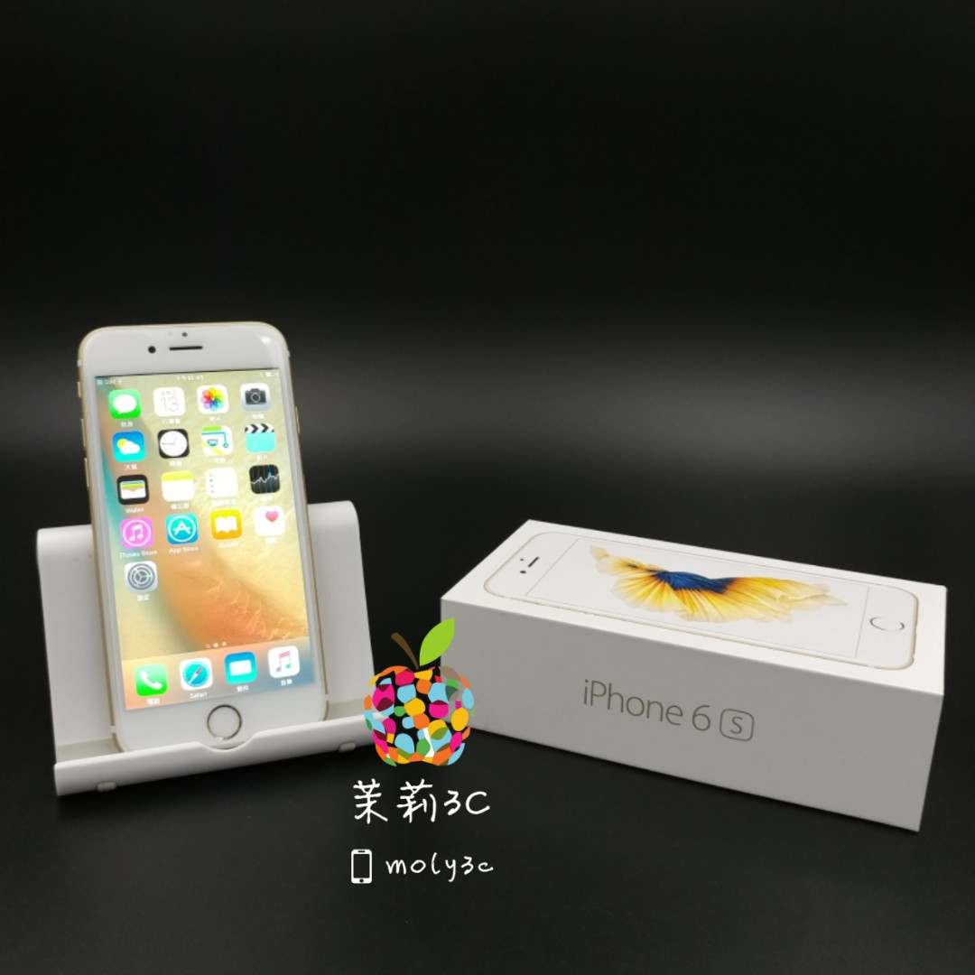 """iPhone 6s  64G Gold 金 4.7""""  64GB  iPhone6s A487"""