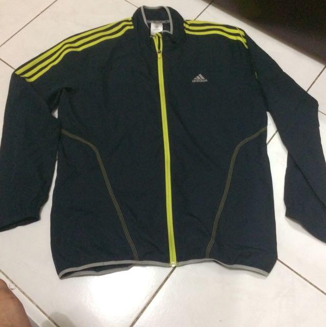 Jaket Olahraga/Lari Adidass