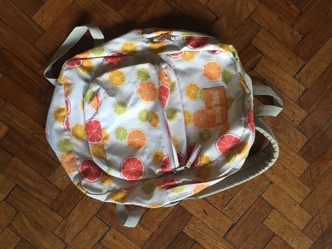 Jansport knapsack