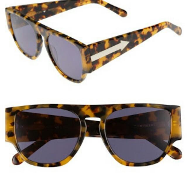 Karen Walker - Monumental Buzz Sunglasses