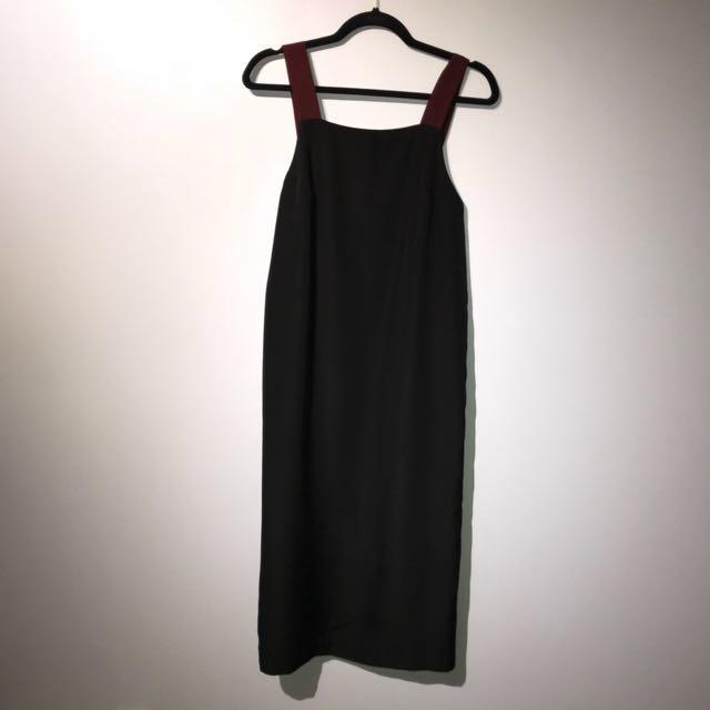 Kensie Black Dress - Medium