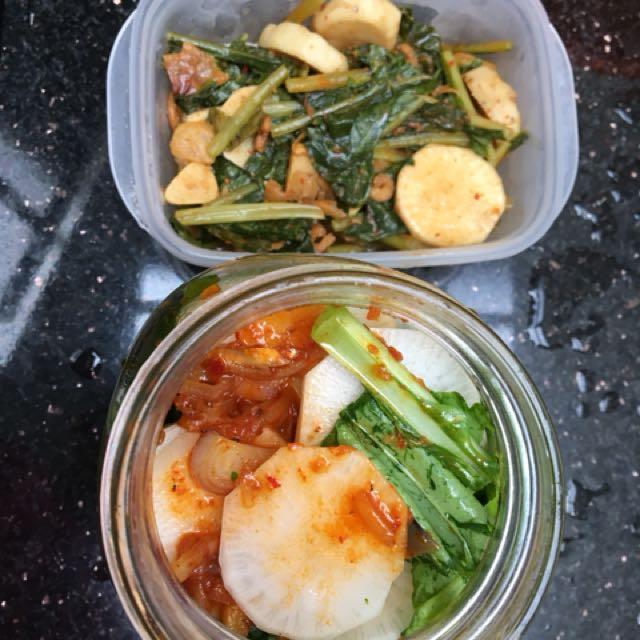 Kimchi (Wild yeast)