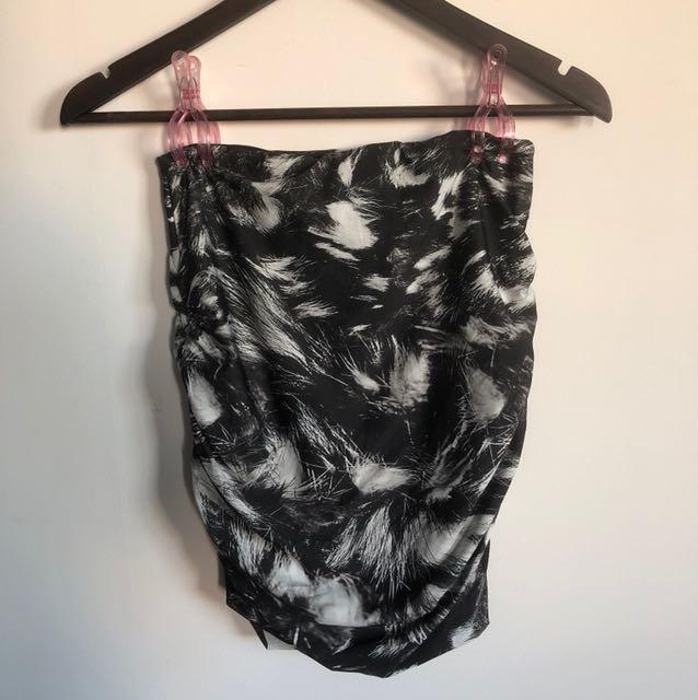 Kookai printed skirt - Sz 2