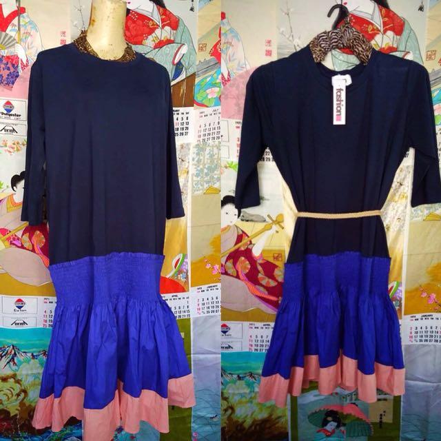 Korean dress free size