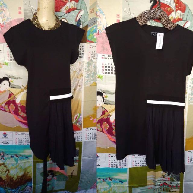 Korean dress size med-large