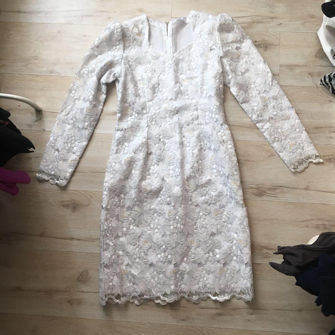 Lace Baju Kurung