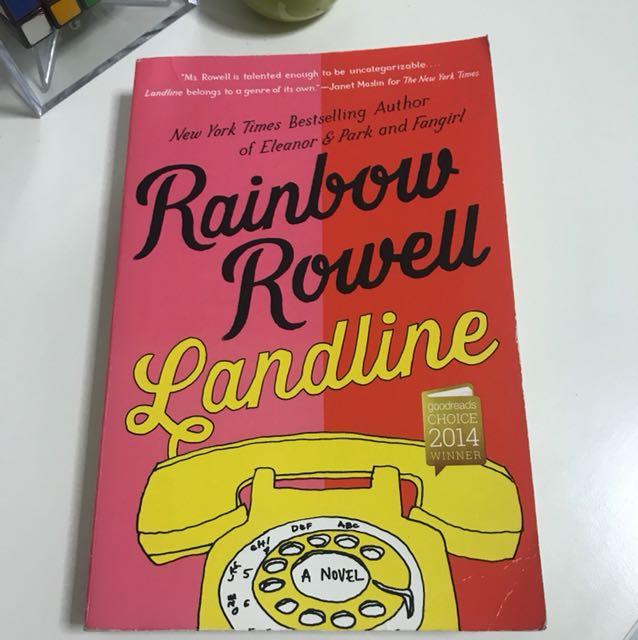 l andline rowell rainbow