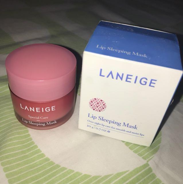 Laneige Lip Sleeping Mask full size 20g