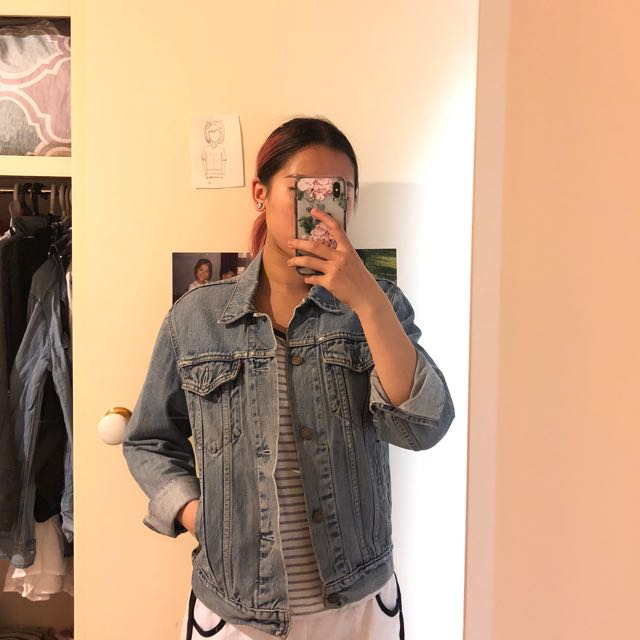 Levi vintage denim jacket