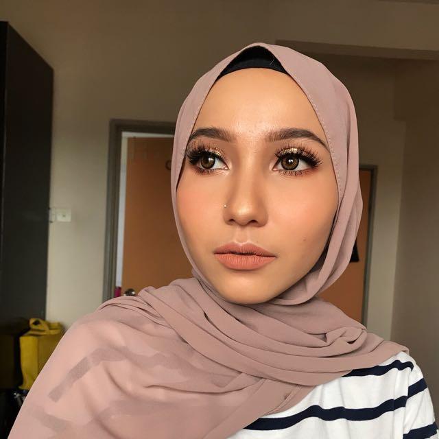 Makeup service shah alam/klang/kL
