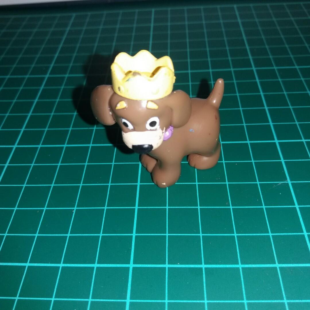 #MakinTebel figure doggy