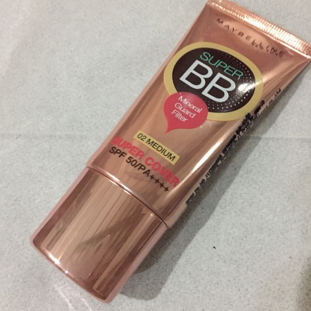 Maybelline Super Cover BB