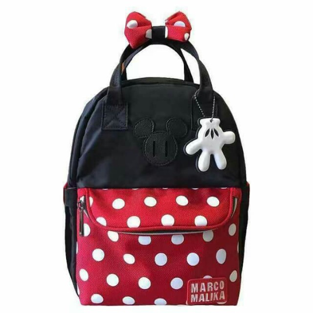 Mickey mouse bagpack