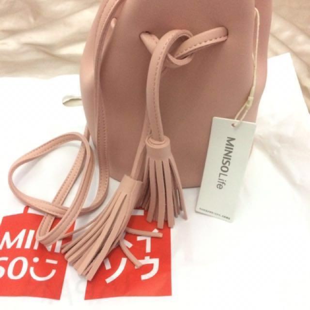 MINISO bag (NEW)