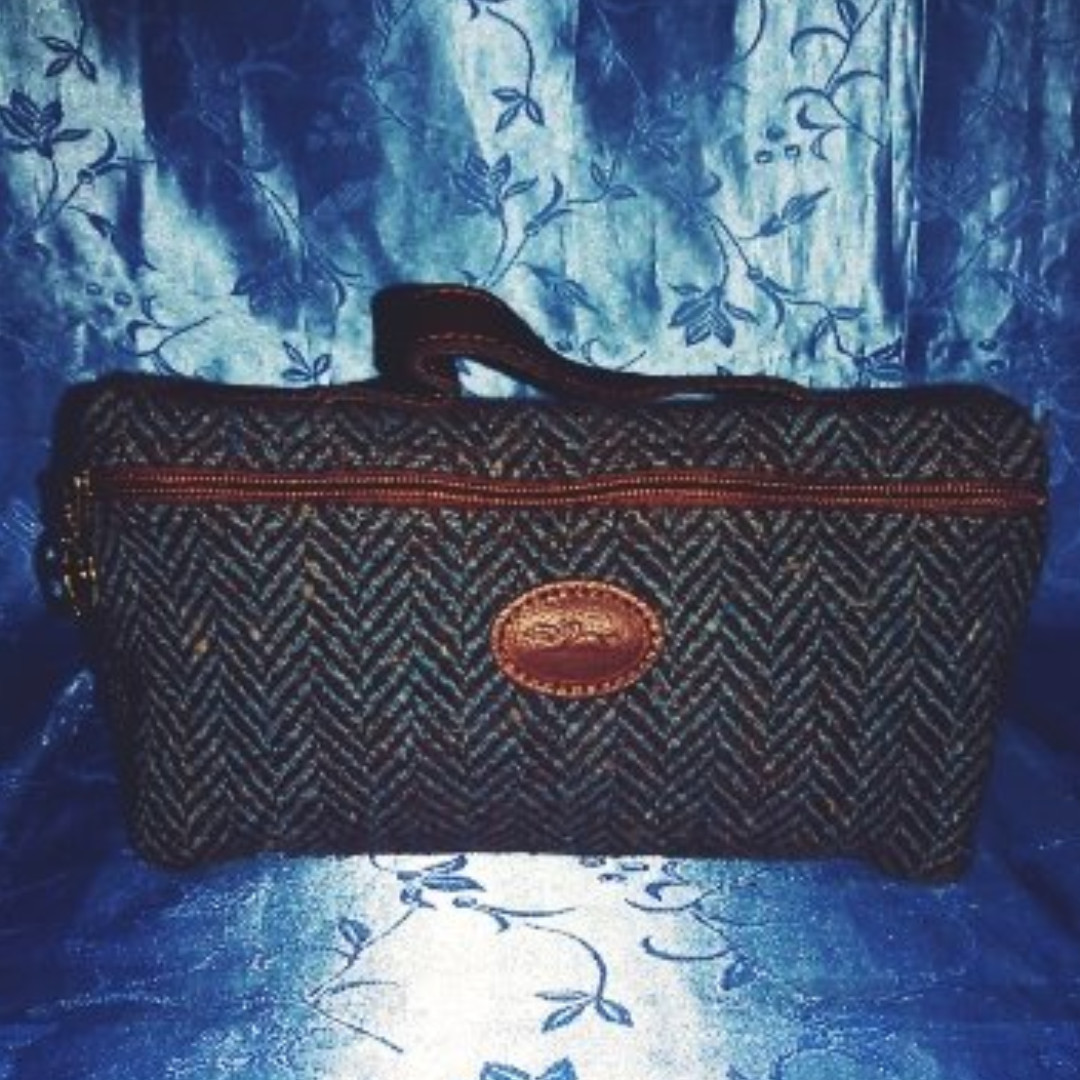 Missy's LONGCHAMP Cosmetic Pouch