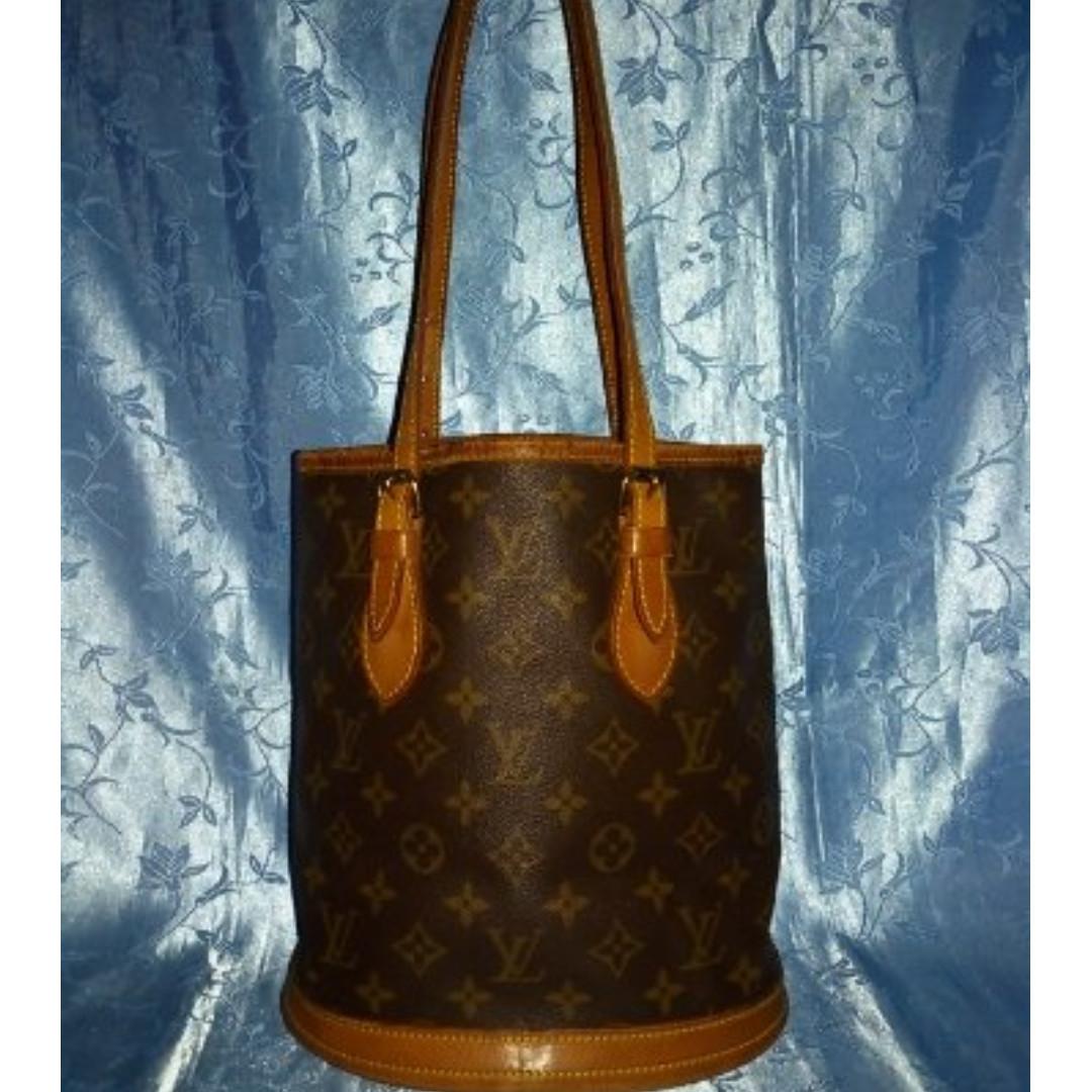 Missy's LOUIS VUITTON Monogram Bucket Bag