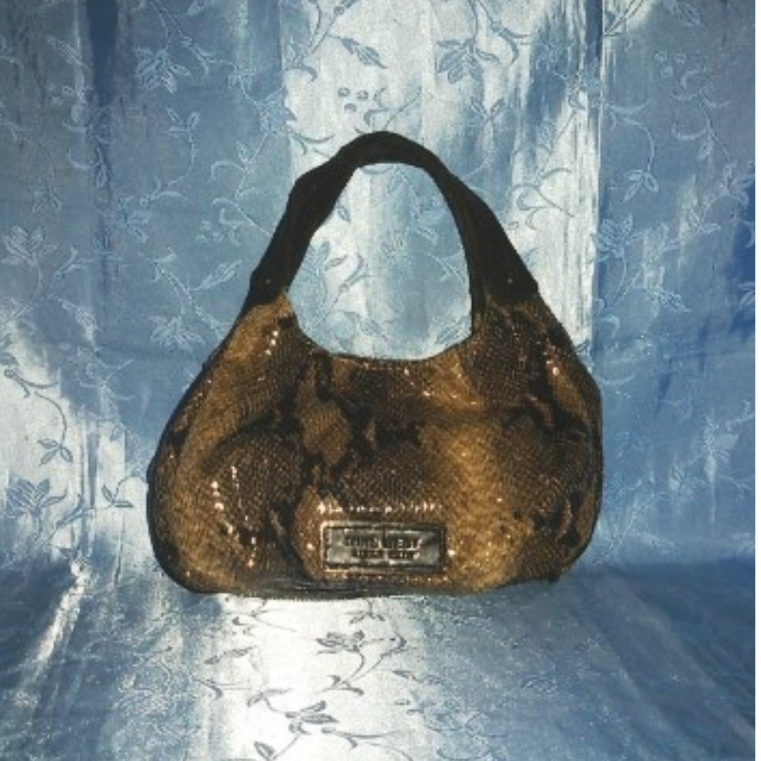 Missy's NINE WEST Snakeskin Handbag