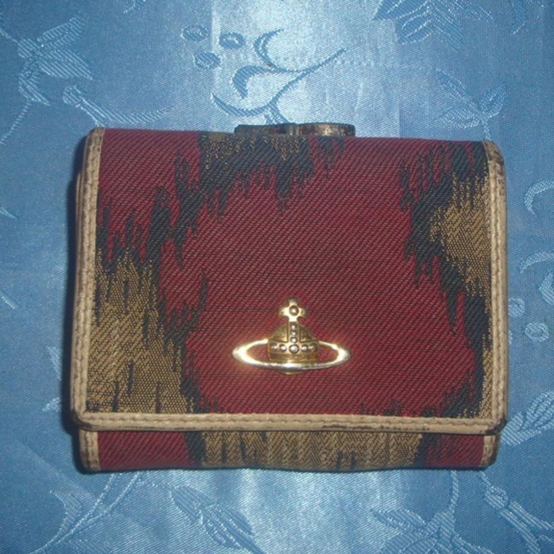 Missy's VIVIENNE WESTWOOD Trifold Wallet