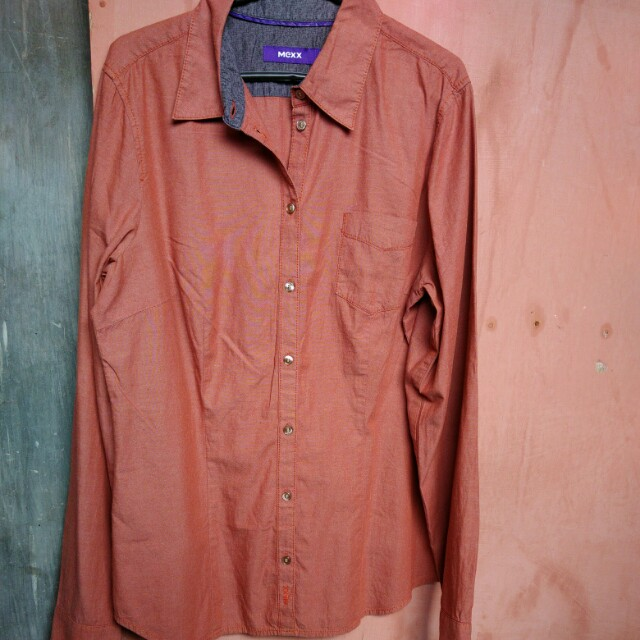 Moxx brown shirt