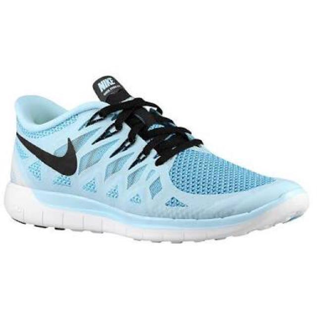 eaef0262e8bb Nike Free 5.0 Women s Light Blue