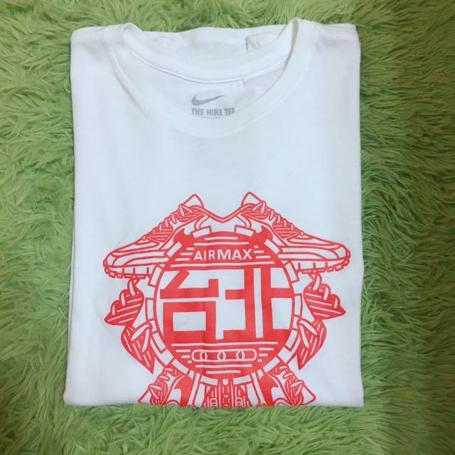 Nike T-shirt 台北T