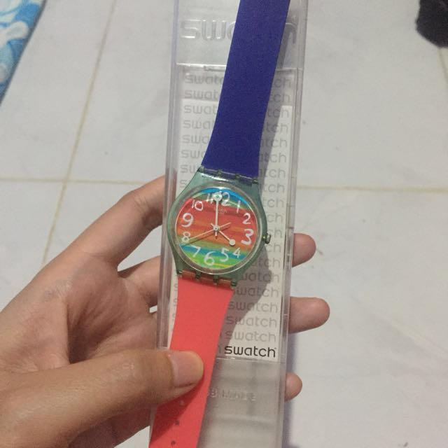 Original Swatch Watch