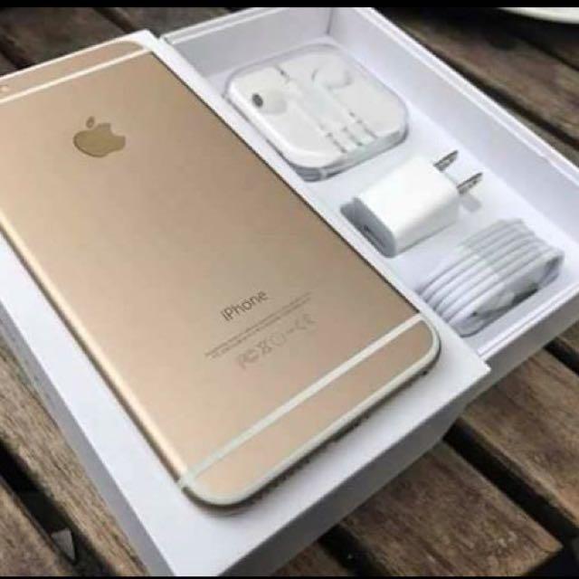 PALUWAGAN Iphone 6 64gb
