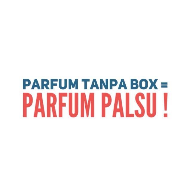 PARFUM PALSU