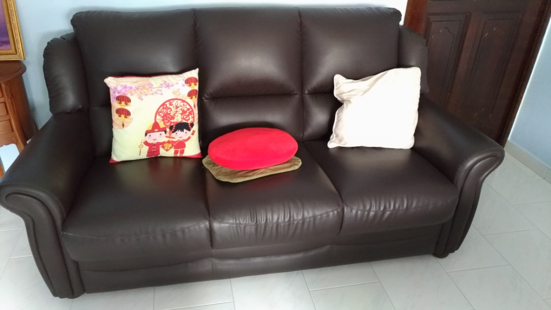 Pocketed spring 5 seater Sofa for sale