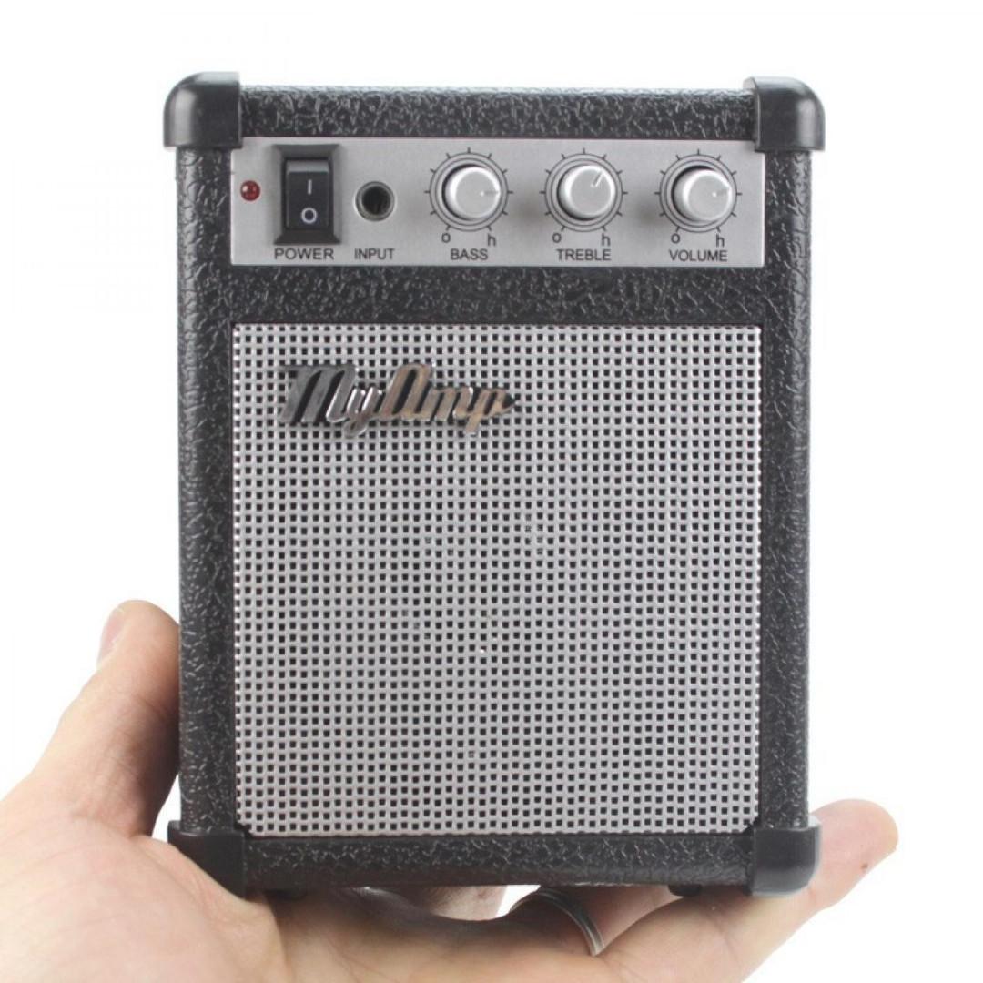 Portable Speaker my Amp