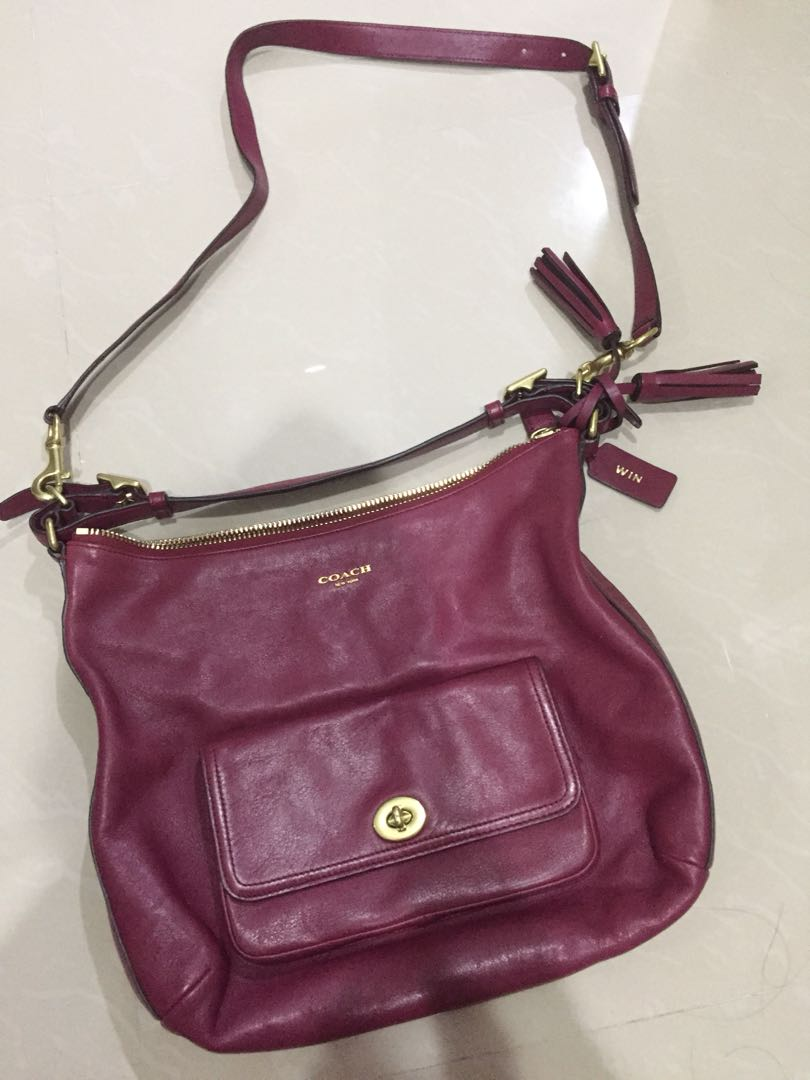 Preloved Coach Handbags