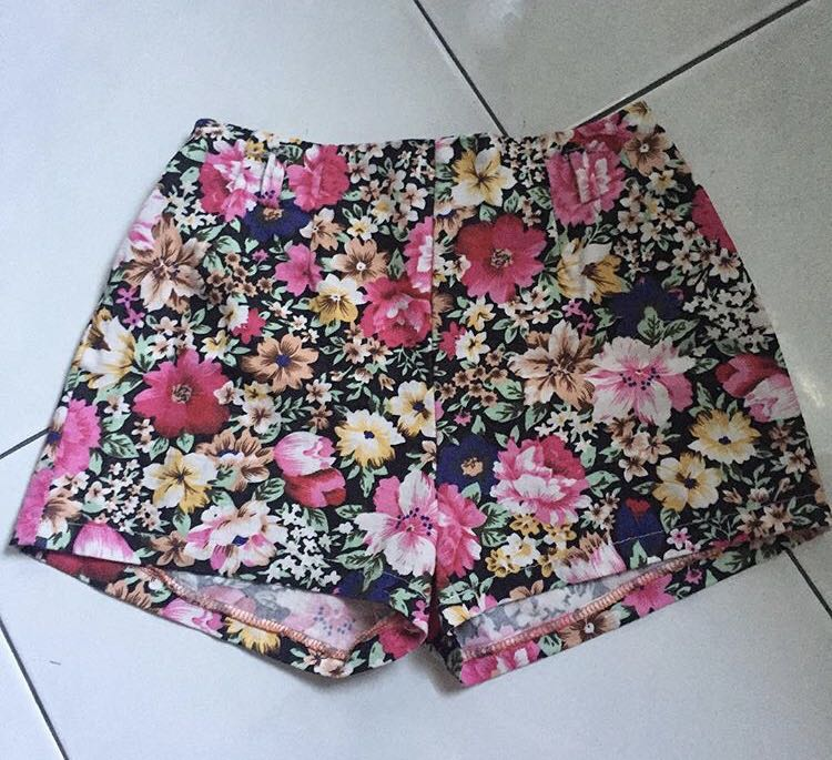 preloved flower pants