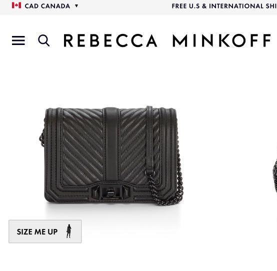 Rebecca Minkoff Small Crossbody Bag