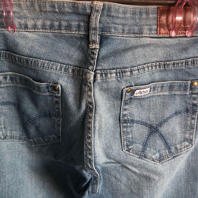 Riders skinny jeans Sz 9