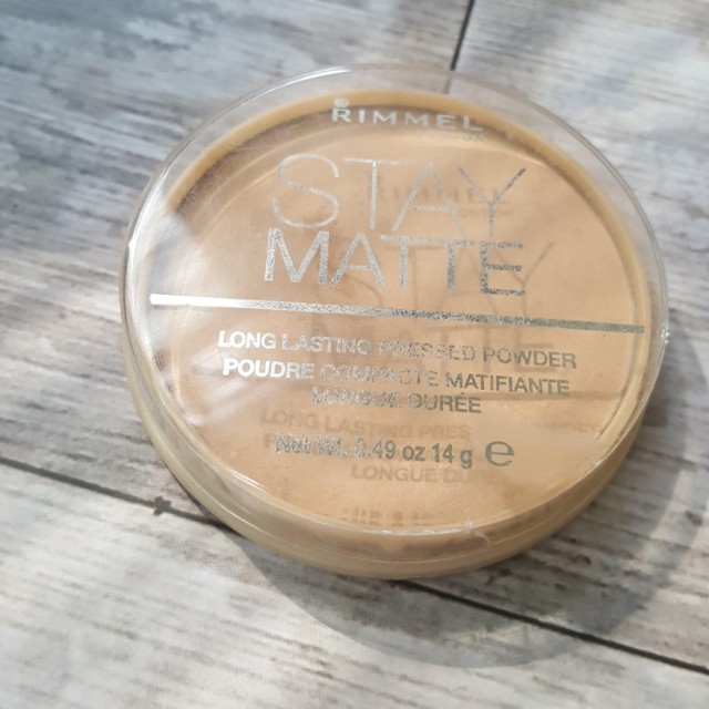 Rimmel Stay Matte Pressed Powdee