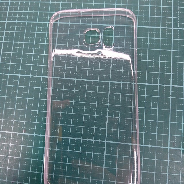 三星S7 edge 透明果凍套