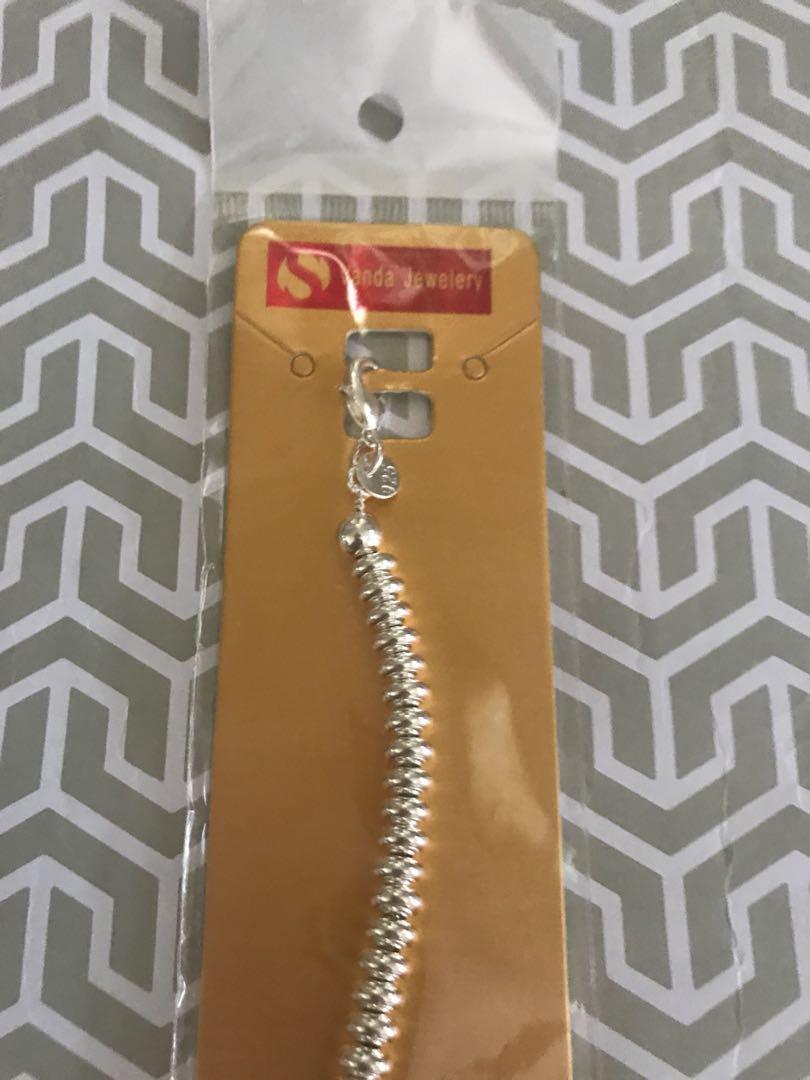 💝Sale Thailand 925 Silver Bracelet