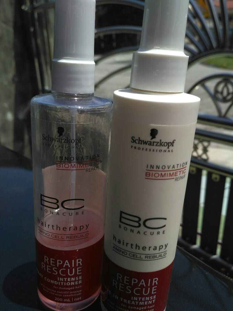 Schwarzkopf BC Repair Rescue Set #bajet20