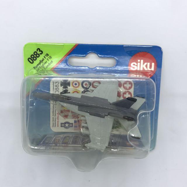 Siku Jet Fighter