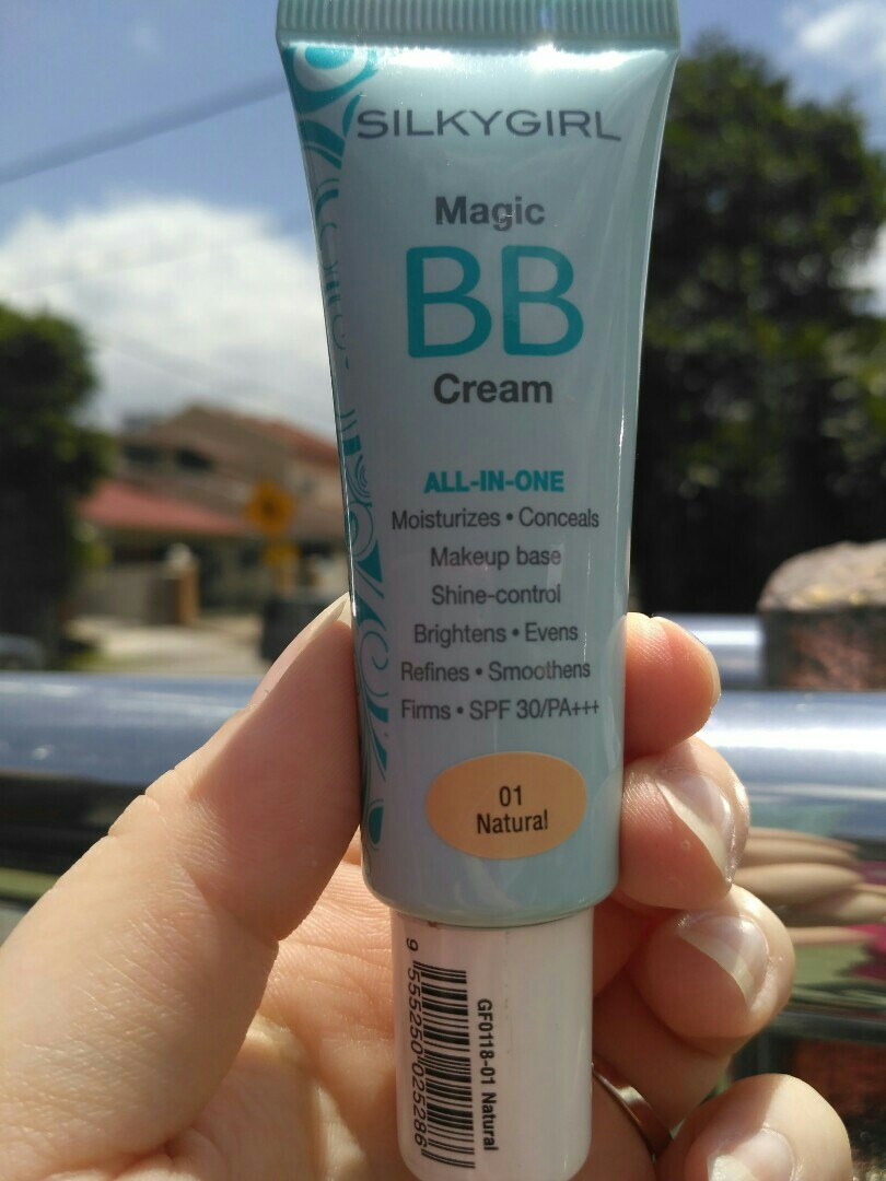 Silkygirl Magic BB Cream #bajet20