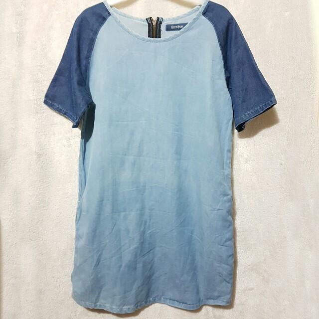 Sixty eight denim dress