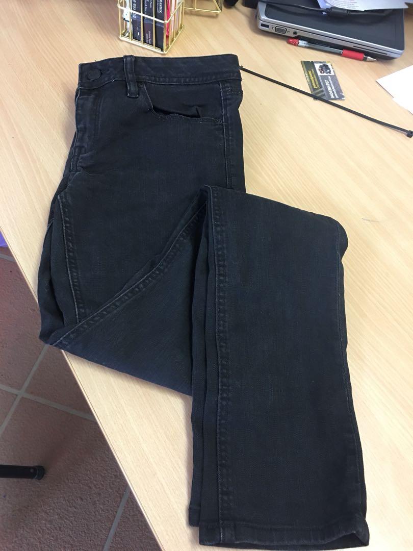 Size 10 black jeans