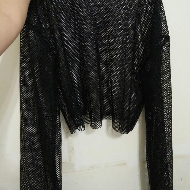 潮店SKP的網衣