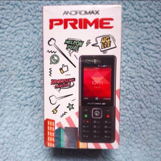 Smartfren Andromax Prime + FREE Unlimited Internet 30 hari